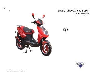 Velocity 50 Parts Catalog - Body V01.08 - Family Go Karts