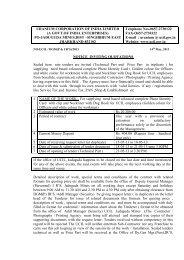 A GOVT.OF INDIA ENTERPRISES - (UCIL).....