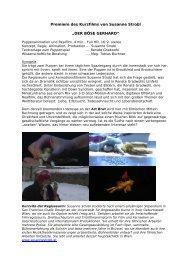Über den Kurzfilm - Galerie KoKo