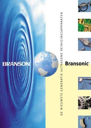 Bransonic® - Amazon S3