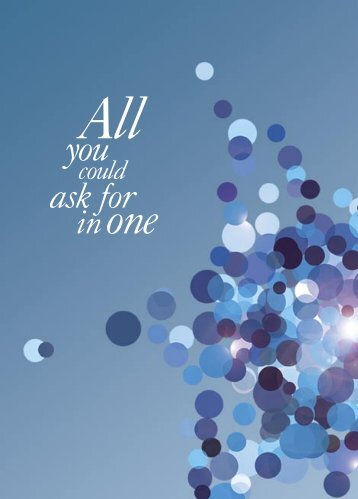 "to download ""All you could ask for in one"" brochure"