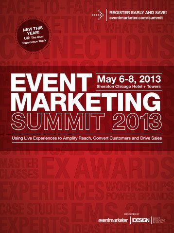 May 6-8, 2013 - The Red 7 Media Home Page