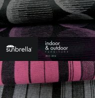 Sunbrella 2009-2011 - DutchWood