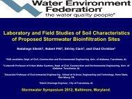 Laboratory and Field Studies of Soil ... - Unix.eng.ua.edu