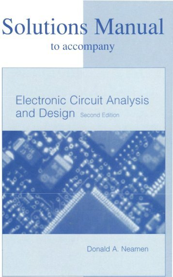 A Nonlinear Analysis Framework For Electronic Synthesizer Circuits