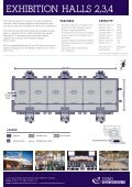 EXHIBITION HALLS 2,3,4 - Sydney Showground - Page 2