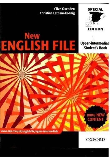 Upper-intermediat 5tudenf Book