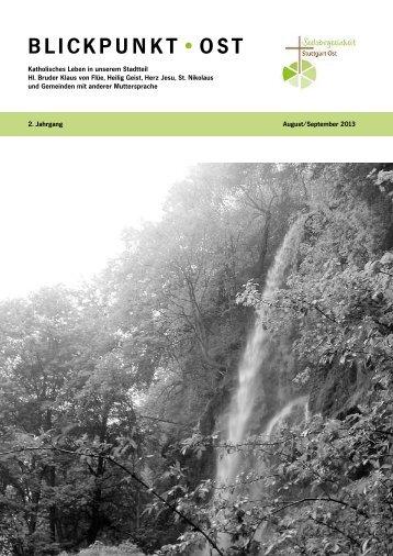 Aktuelle Ausgabe - Herz Jesu - Diözese Rottenburg-Stuttgart