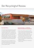 Recyclinghof-Broschüre - Innsbrucker Kommunalbetriebe AG - Seite 2