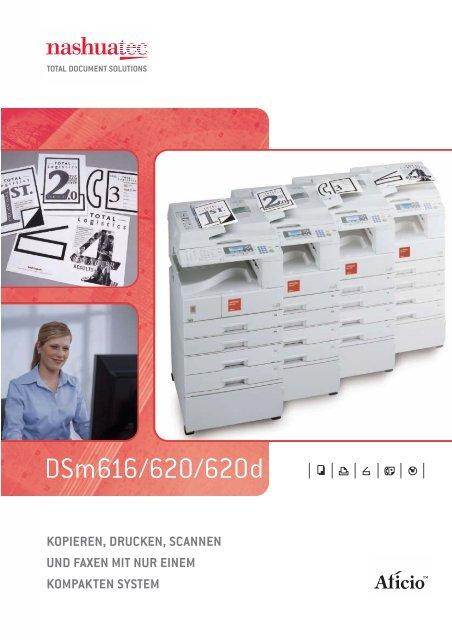 NASHUATEC DSM620D DRIVER UPDATE