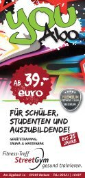youAbo für Schüler und Studenten