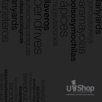 Catálogo Ushop