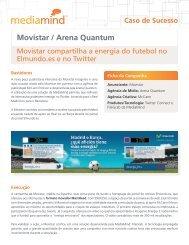 Movistar / Arena Quantum - MediaMind