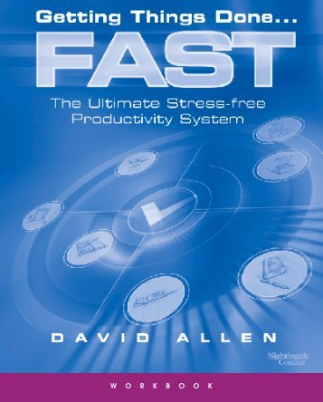 David Allen - Getting Things Done Fast - Workbook.pdf - Muphin.Net