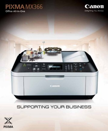 supporting your business - Canon in South and Southeast Asia
