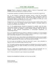 Lei 14.684-05 proíbe a cobrança de consumação - Procon