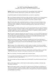 Lei16671_10_responsabilid_objetiva descumpri– - Procon - Estado ...