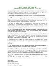 estudantes - Procon - Estado do Paraná
