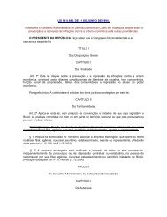 Lei 8.884-94 Lei Anti-truste - Procon