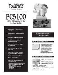 PC5100 Addressable Module - Cerber.pro