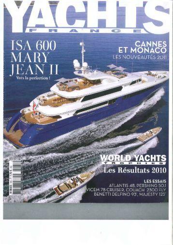 J - ISA Yachts