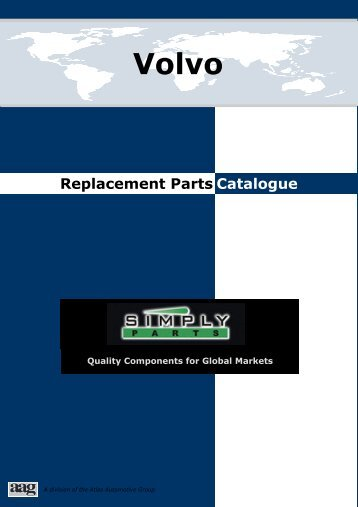 Replacement Parts Catalogue - Simply-Parts