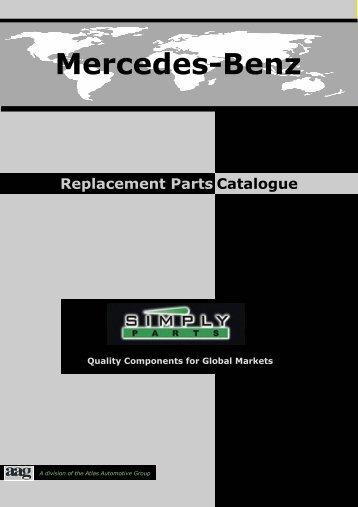 Mercedes-Benz - Simply-Parts