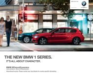 Catalogue (PDF, 3.3 MB) - BMW Concessionaires (HK)