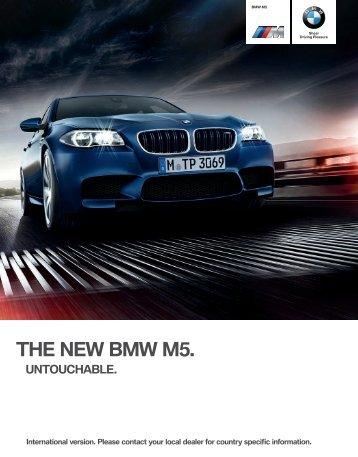 Catalogue (PDF, 10.0 MB) - BMW.com
