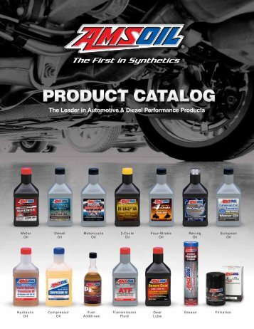 G290 - AMSOIL Products Catalog - SINWAL