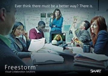 Freestorm™ - Rapid Technologies