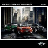 mini model catalogue - MINI.com.sg