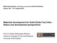 Materials development for SOFC - elch.chem.msu.ru