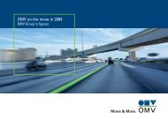 OMV on the move in 2004 - hauptversammlung.at