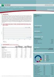 BNP PARIBAS L1 EQUITY RUSSIA - BNP Paribas Investment Partners