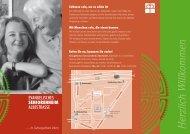 Flyer - Evangelisches Seniorenheim Albestraße