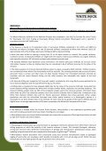 20130711 Red Rock Prospect Maiden Gold Resource - White Rock ... - Page 6