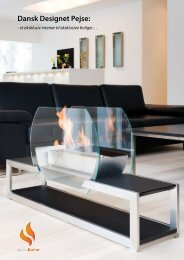 Dansk Designet Pejse: - et eksklusiv interiør til eksklusive boliger…