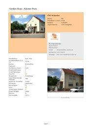 Großes Haus - Kleiner Preis - immobilien-rueckert.de