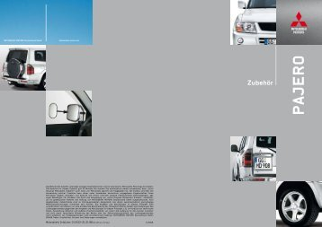 EXtEriEur DEsiGN - Mitsubishi
