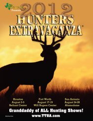 Granddaddy of ALL Hunting Shows! - Texas Trophy Hunters ...