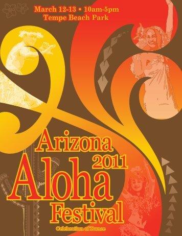 Mountain Stage - Arizona Aloha Festival