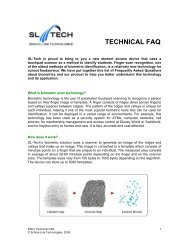 Touchpad technical FAQ