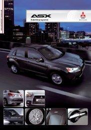 exterieur funktion - Mitsubishi