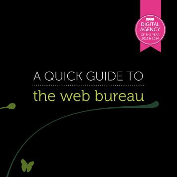 the web bureau