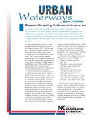 Rainwater Harvesting: Guidance for Homeowners - ctahr