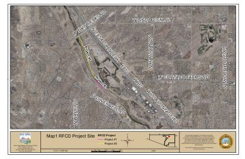 Maps 1-2 - Pima County Flood Control District