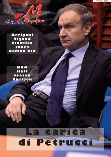 Baskettiamo Magazine #01-2015 febbraio