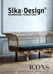 Sika Design Icons Collection Catalog
