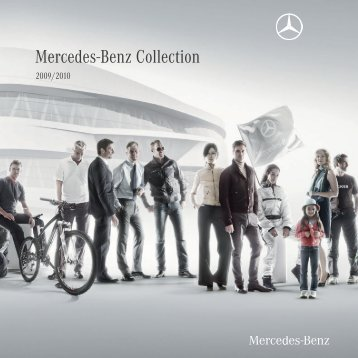 Mercedes-Benz Collection 2009/2010 - Mercedes-Benz UK